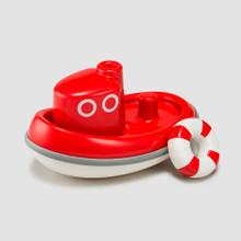 Kid O - Tug Boat Red
