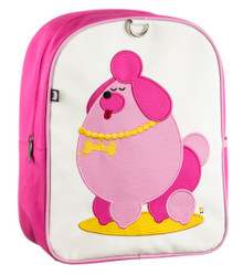 Beatrix Little Kid Backpack - Poochari (Poodle)