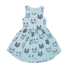 Milk & Masuki Singlet Dress - Fox Tricks