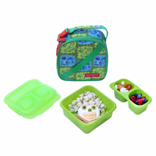 Goodbyn Expandable Lunch Kit - Sour (Green)