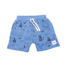 Milk & Masuki Kid Shorts - Basquiat Meterage