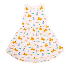 Neon Kite Singlet Dress - Meagerie (LAST ONE LEFT - SIZE 2 YEARS)