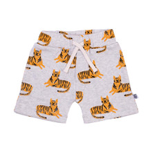 Neon Kite Baby Shorts - Tiger (LAST ONE LEFT - SIZE 3-6 MONTHS)