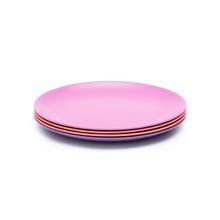 bobo&boo 4 pack of Dinner Plates - Sunset