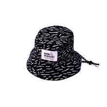 Milk & Masuki Bucket Hat - Crackle