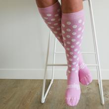 Lamington Woman's Merino Socks - Gelato