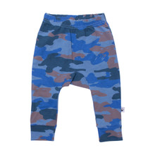 Milk & Masuki Baby Leggings - Camo Meterage
