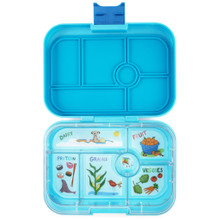 Yumbox Original - Blue Fish (OUT OF STOCK)