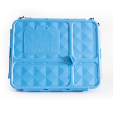 Go Green Lunch Box - Medium Blue