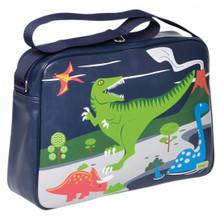 Bobble Art Large Overnight Bag - Dinosaur