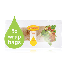 Sinchies Wrap Bags (Pack of 5)