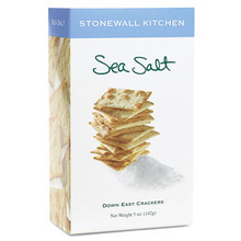 Sea Salt Crackers