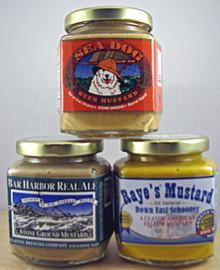 Raye's Gourmet Mustard