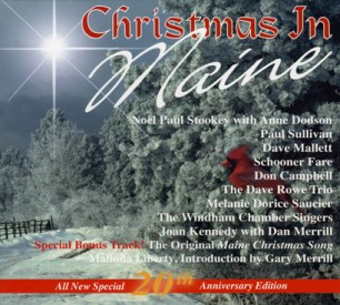Christmas in Maine CD