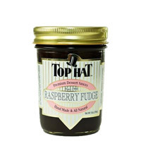 Raspberry Fudge Sauce
