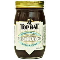 Large Mint Fudge Sauce