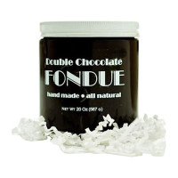 Double Chocolate Fondue Sauce