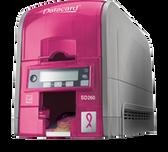 Impresora de Credenciales Datacard SD260 Simplex Edicion Rosa 535500 202