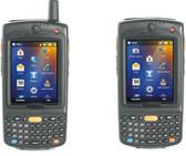 Terminal Portatil Motorola  MC75A  con Teclado Numerico  Lector 1D Bluetooth