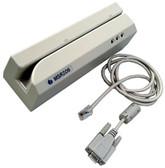 MSR206U-3HLR Lector - Escritor de Banda Magnetica con Conexion USB y RS232