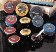 International Caviar Gift Set in Presentation Cooler