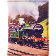Flying Scotsman Oyster Card Ticket  Holder : Front