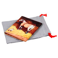 Travel Pass / Oyster Card Holder Horse and Stable