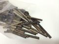 JWD #42215 Loose Creosote Coated Ties (300-pk) (HO)