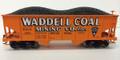 Bowser #40915 Waddell Coal Co. GLa 2-Bay Hopper