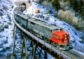 C73665 Southern Pacific Christmas Cards - Boxed Set