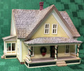 Assembled HO-Scale Cape w/ Porch - Holiday Decorations - Lightly Used