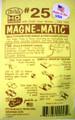 Kadee #25 Magne-Matic Couplers - Short Overset Shank