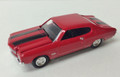 Classic Metal Works #30108C Chevy '70 Chevelle - Red (HO)