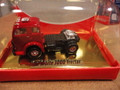 Classic Metal Works #30113A 1953 White 3000 Cabover - Red (HO)