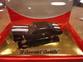 Classic Metal Works #30108A Chevy '70 Chevelle - Black Cherry (HO)