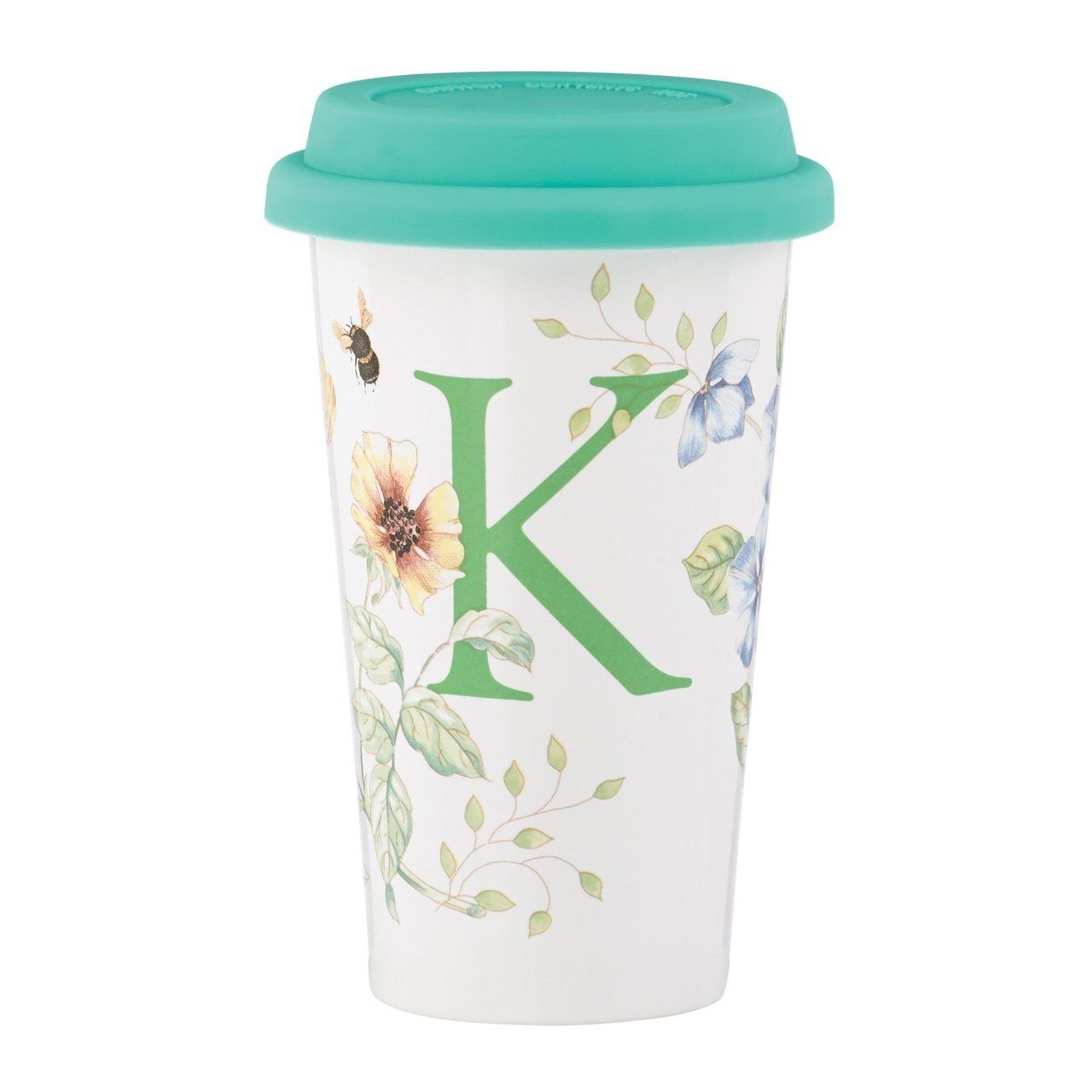 Lenox Butterfly Meadow Thermal Travel Mug K Our