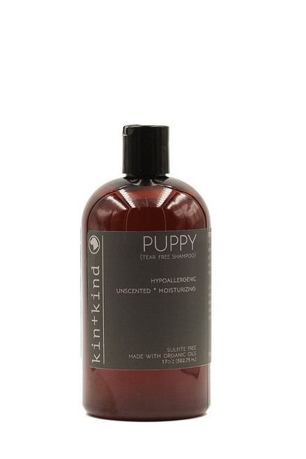 Kin + Kind Puppy Shampoo for Dogs 17 oz.