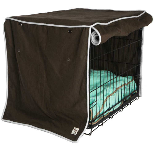 molly mutt landslide crate cover, small