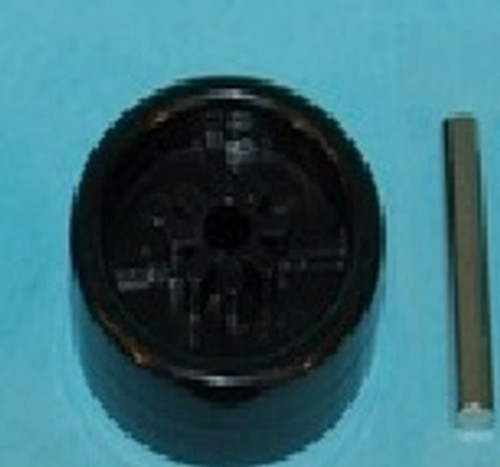 Wheel Repair Kit for Power Nozzle - 1 Wheel. For Rainbow D2 Model. Rainbow Part # R-3432