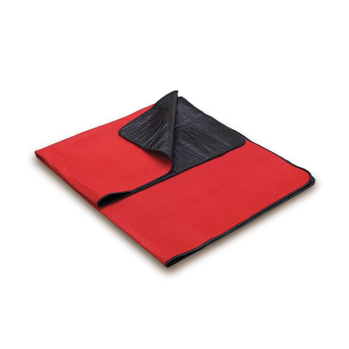Picnic Time Outdoor Picnic 'Blanket Tote', Red/Black