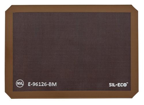 """Sil-Eco E-96126BM Half Size Mat Silicone Bread Baking Liner, 11-5/8"""" x 16-1/2"""""""