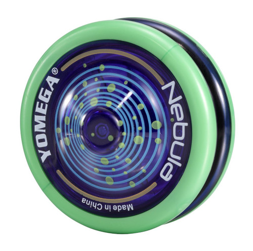 Yomega Nebula YoYo (Colors may vary)