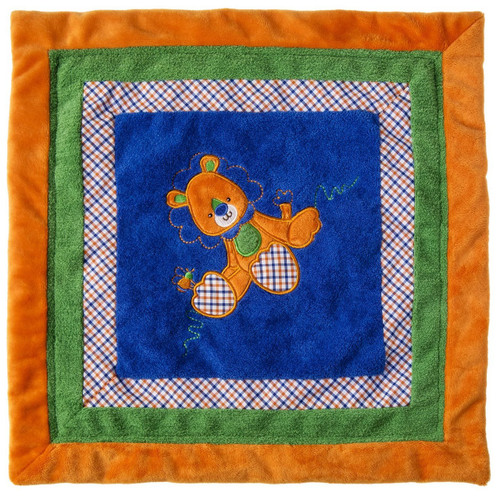 Mary Meyer Cozy Blanket, Levi Lion