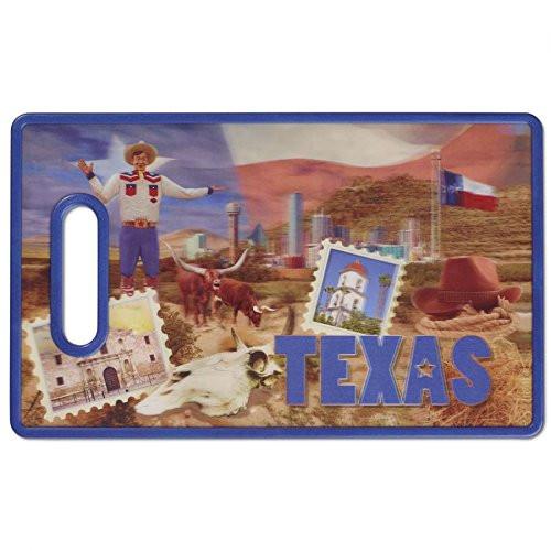 Cuisinart 3-D Texas Cutting Board