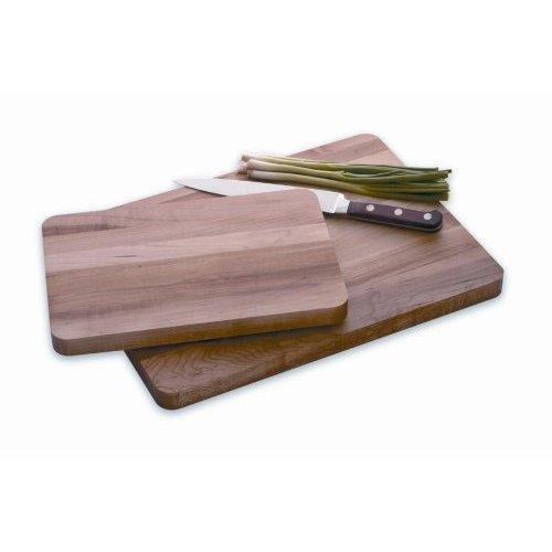 J.K. Adams 12-Inch-by-8-Inch Maple Wood Pro-Classic Cutting Board