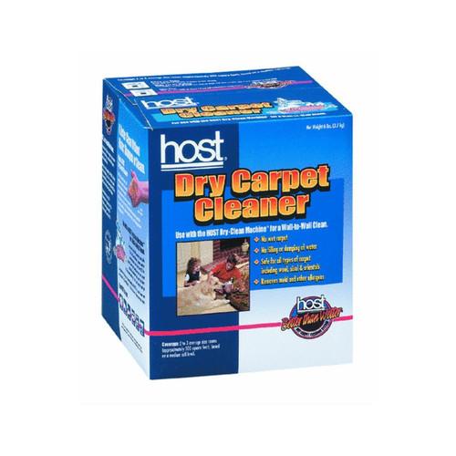 Racine Ind. 8HB Host Dry Carpet Cleaner 6 lbs