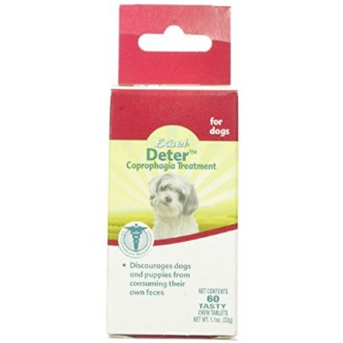 Deter Coprophagia Treatment - Chewables