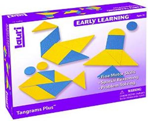Lauri Toys Tangrams Plus