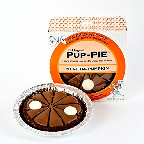 Lazy Dog Cookie Company Original Pup-PIE Dog Treat (My Little Pumpkin)