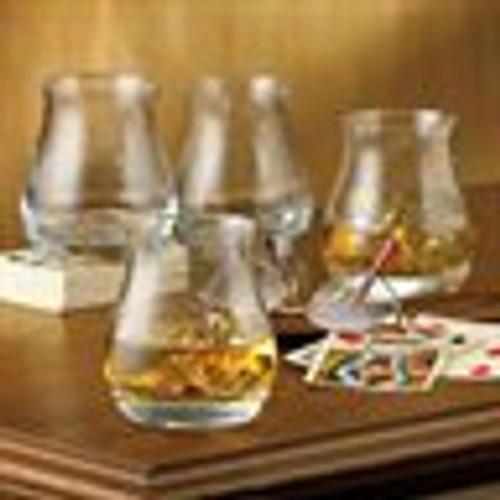 Glencarin Crystal Canadian Whiskey Glass